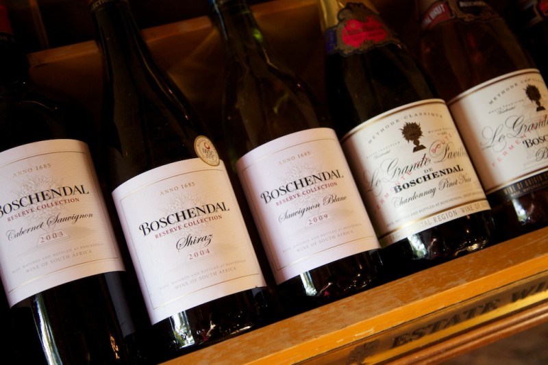 Boschendal around paarl south africa modern overland for Boschendal wine