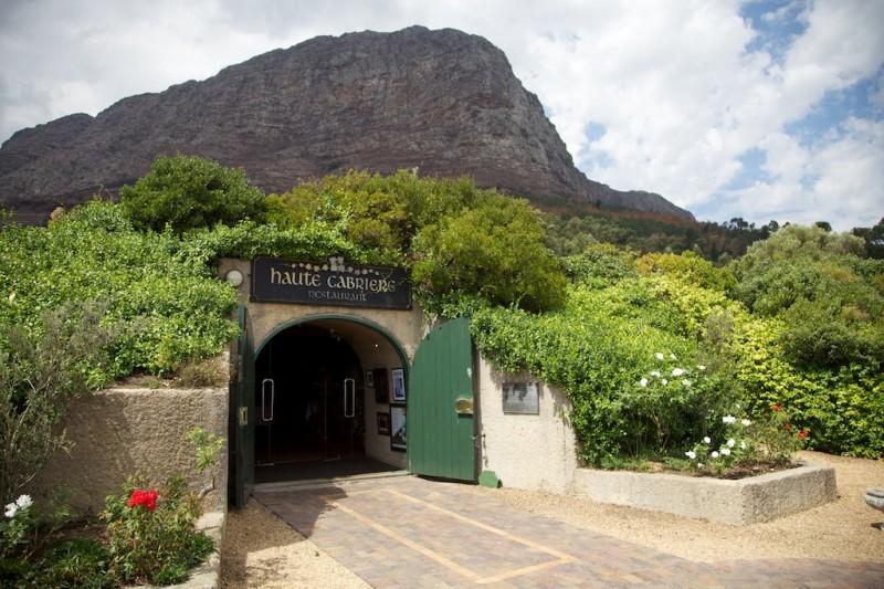 Haute Cabrière Cellar | Franschhoek | South Africa ...